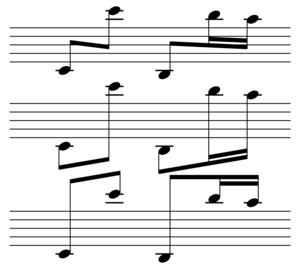 Beam (music)