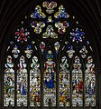 Exeter Cathedral, Lady chapel east window. (36749011191).jpg