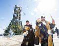 Expedition 47 Soyuz Blessing (NHQ201603170003).jpg