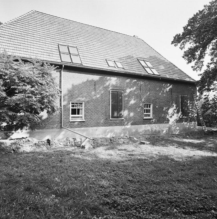 File exterieur bijgebouw overzicht gevel appeltern 20321592 wikimedia commons - Decoratie exterieur gevel ...