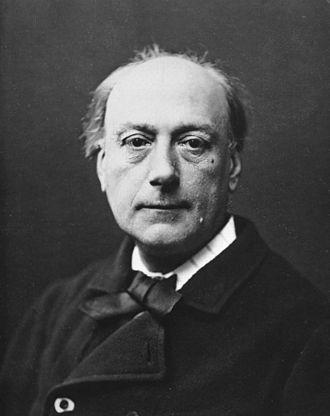 Théodore de Banville - Théodore de Banville, photograph by Nadar