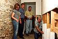 FEMA - 37106 - FEMA buiding assessment team inside a building in Iowa.jpg