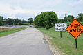 FEMA - 37142 - Signs warning of a flooded road in Wisconsin.jpg