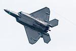 FF166 F-22A overhead approach for R-W05R. (8751800619).jpg