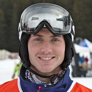 Jeremy Cota American freestyle skier