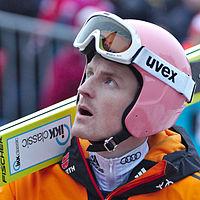 FIS Ski Jumping World Cup 2014 - Engelberg - 20141220 - Severin Freund
