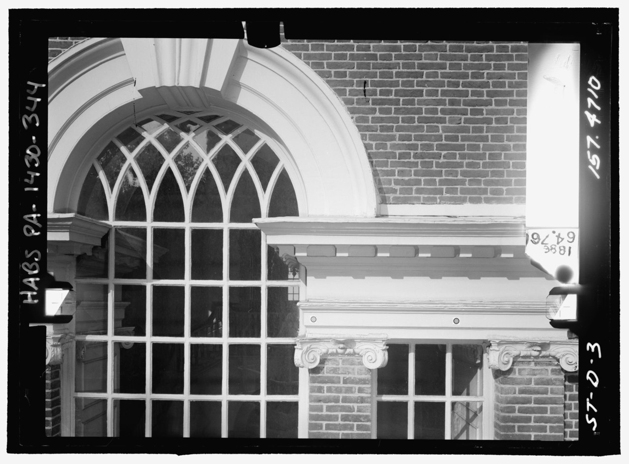 Front Elevation Window : File front elevation of pilaster capital and window