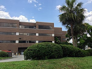 Florida State College at Jacksonville - Image: FSCJ Administration building