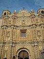 Fachada de Iglesia de Santo Domingo, San Cristobal de las Casas. - panoramio.jpg