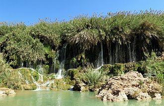 Darab County - Image: Fadami waterfall Hadi Karimi
