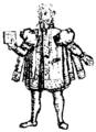 Faksimil av en pennteckning av Erik XIV, 1, Nordisk familjebok.png