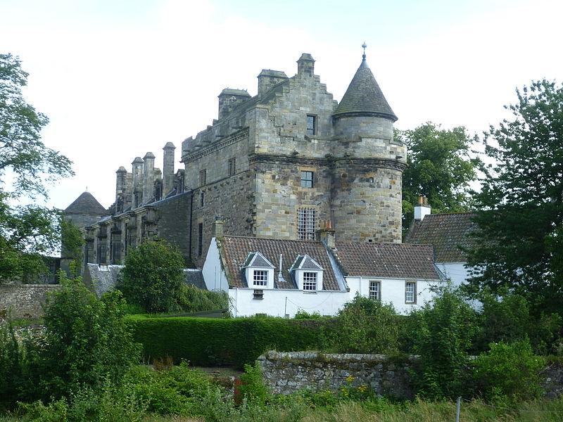 File:Falkland Palace from the Orchard.JPG