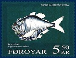 Faroese stamp 547 hatchet fish.jpg