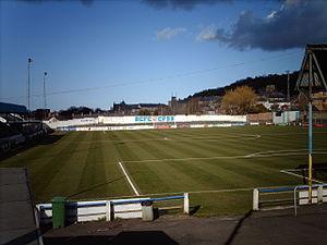 Farrar Road Stadium - Image: Farrar Road Stadium