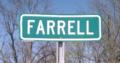 Farrellhighwaysign.png