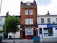 A Victorian Beer House, Now A Public House, In Rotherhithe, Greater London.