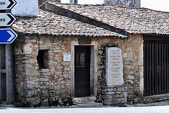 Aljustrel (Fátima) - House-Museum of Aljustrel.