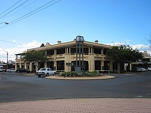 Deniliquin - The Federal Hotel in Deniliquin