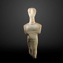 Feminine figure-Ma 4998