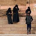 Femmes portant le niqab à Varanasi.jpg