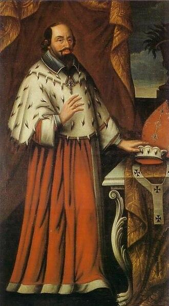 Ferdinand of Bavaria (bishop) - Ferdinand of Bavaria