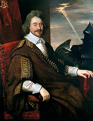 Ferdinando Fairfax, 2nd Lord Fairfax of Cameron - Image: Fernanindo fairfax
