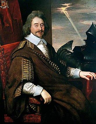 Ferdinando Fairfax, 2nd Lord Fairfax of Cameron - Image: Fernanindo fairfax