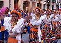 Festival Folklórico de los Pirineos en Jaca en agosto de 2009 02.jpg