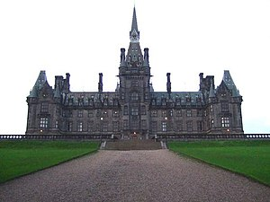 English: Fettes College One of the private sch...