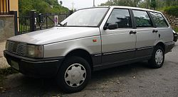 Fiat Duna Weekend (1987–1991)