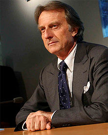 Luca cordero di Montezemolo - Ex-Ferrari Chairman, picked to be chairman of Italy's Alitalia