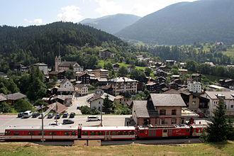 Fiesch - Fiesch train station