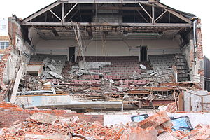 Odeon Theatre, Christchurch - The final curtain for the Odeon Theatre
