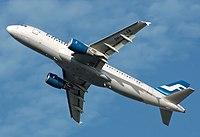 OH-LXB - A320 - Finnair
