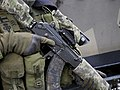 Finnish soldier with RK 95 TP 20180604.jpg