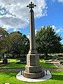 First World War Memorial, St Bartholomew's Church, Benton, Newcastle upon Tyne.jpg