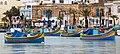 Fishing boats at Marsaxlokk 1 (6800123674).jpg
