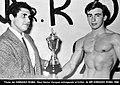 Fisicoculturismo argentino 1ª lugar HORACIO PATRONE ,MR. GIMNASIO ROMA 1966 altura 1,85 mts ,peso 77 kilos,- edad 17 años.jpg