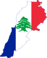 Flag Map of French Lebanon.png