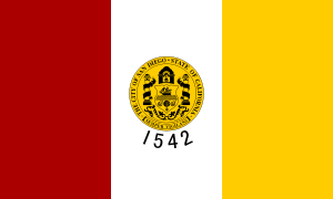 English: The city flag of San Diego, CA. Flag ...