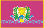Flag of Zmiivskiy Raion in Kharkiv Oblast.png