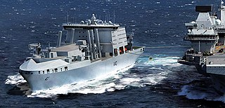 Fleet Solid Support Ship