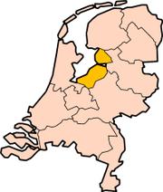 Flevoland ê ūi-tì só͘-chāi