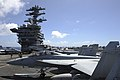 Flickr - Official U.S. Navy Imagery - Aircraft sit in preparation for flight operations on the flight deck..jpg