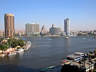 Cairo Capital and largest city of Egypt
