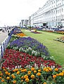 Floral Display, Eastbourne Seafront - geograph.org.uk - 1478023.jpg