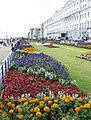 Floral Display, Eastbourne Seafront - geograph.org.uk - 1478023.jpg