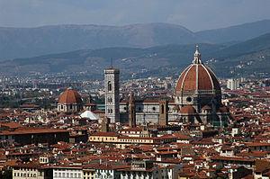 La Ciudad de Florencia, clave en el Renacimiento