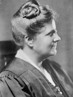 Ohio Women's Hall of Fame - Image: Florence Ellinwood Allen