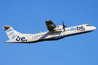 Nordic Regional Airlines - ATR-72-500 in former Flybe Nordic livery
